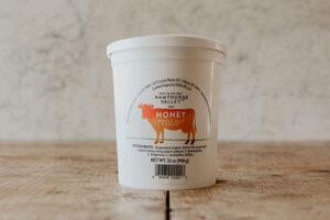 organic honey yogurt